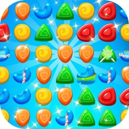 Candy Bomb Match-3 Puzzle Game