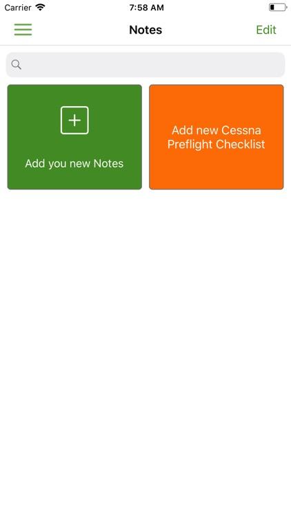 Cessna Preflight Checklist screenshot-9