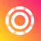 App Icon for Picsart GIF & Sticker Maker App in United States IOS App Store
