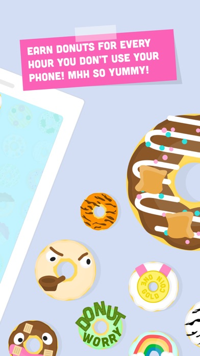 Donut Dog: Feed your focus! Screenshot 2