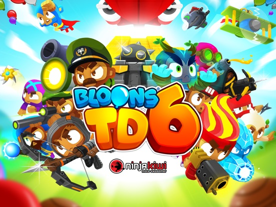 Screenshot 5 Bloons TD 6