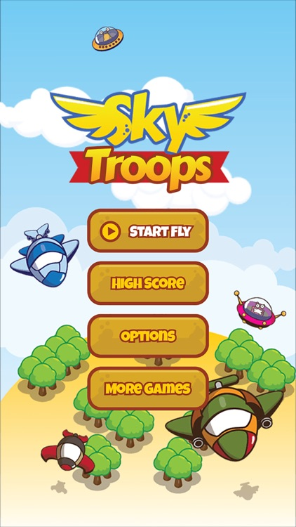 Sky Troops screenshot-0