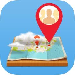 Friend Location Finder