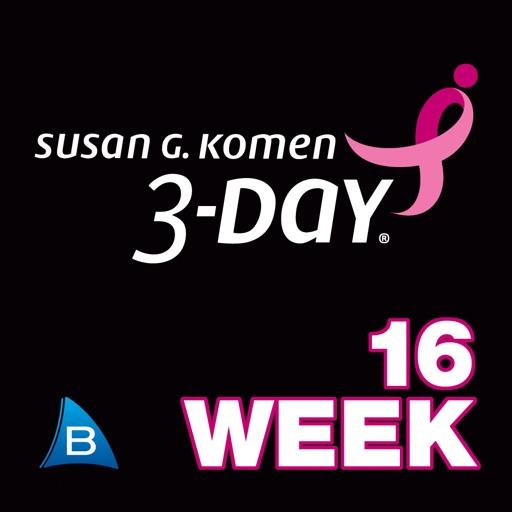 Susan G. Komen 3-Day® 16-Week