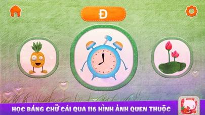 Dạy Bé Học Chữ Cái - Ghép Hình screenshot three