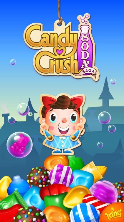 Candy Crush Soda Saga screenshot-3