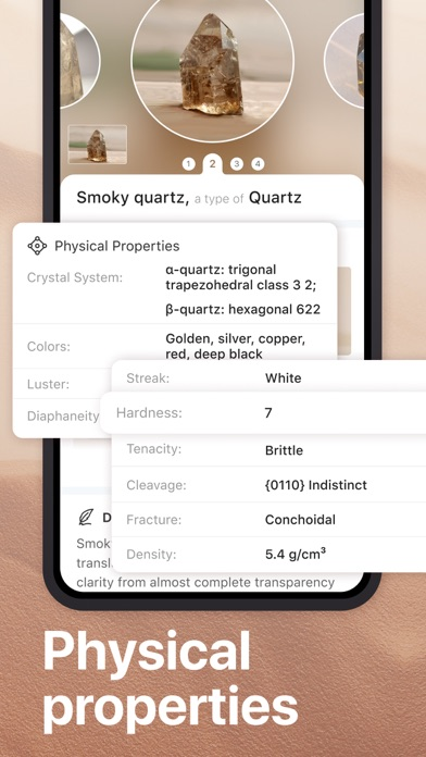 Rock Identifier: Stone ID Screenshot