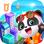 La ville de Bébé Panda