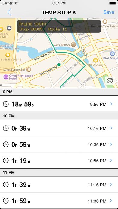 点击获取Transit Tracker - Providence