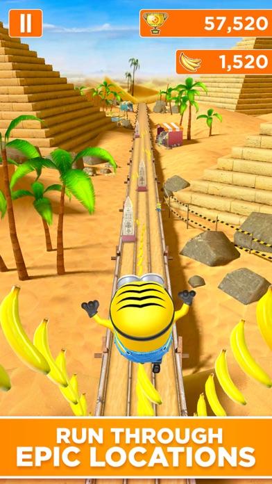 Minion Rush Screenshots