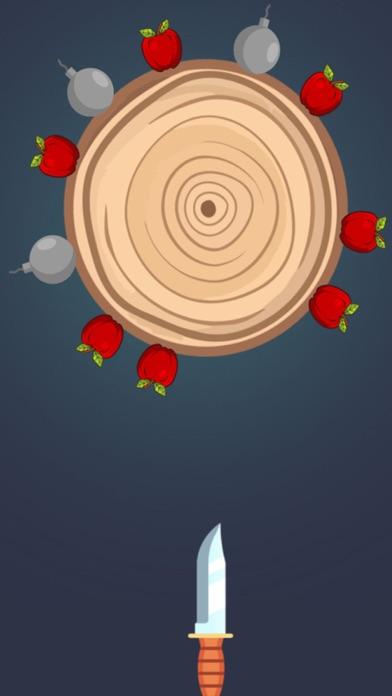 Knife Target : Fruit Hit-1
