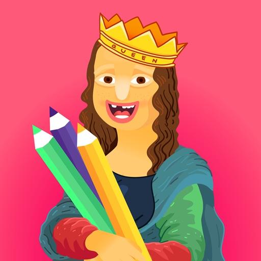 Painter Master: Create & Draw