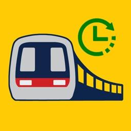港鐵到站時間 - MTR Arrival Time