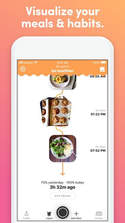 Ate Food Diary + Habit Tracker screenshot-3