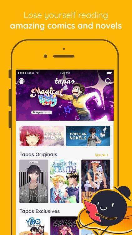 Tapas - Comics & Stories