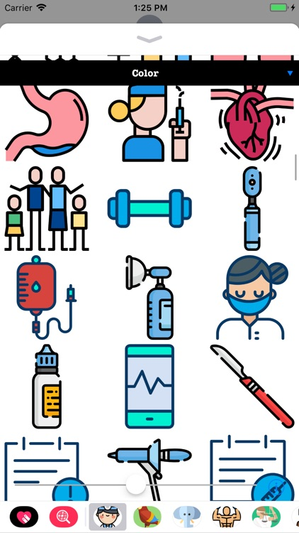 Doctor Stickers HD
