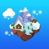 天気ウィジェット時計・Weather widget Fuji