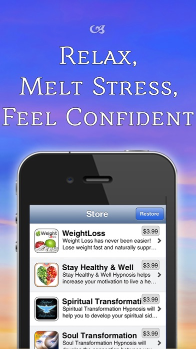 Total Stress Melt Meditation Screenshots