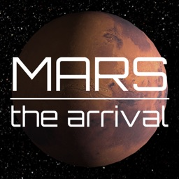 Mars - the Arrival