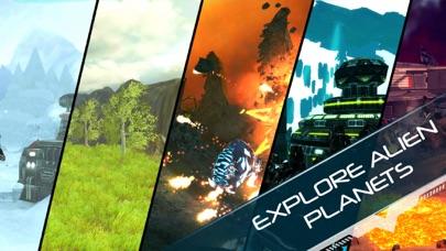Explodey: Sci-Fi Side Scroller  Bild 3