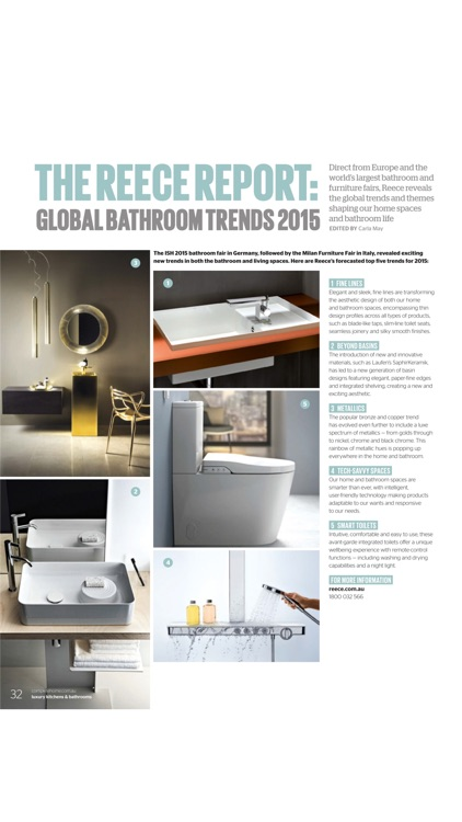 Luxury Kitchens and Bathrooms screenshot-3