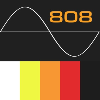 LE01   Bass 808 Synth + AUv3