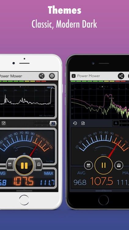 Decibel X: dB, dBA Noise Meter screenshot-5