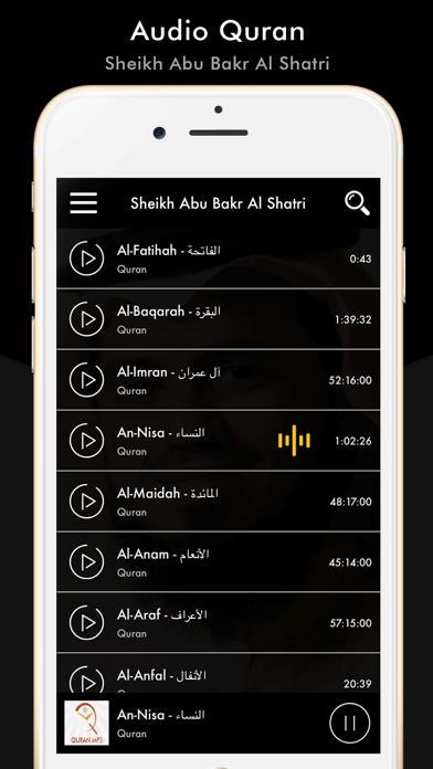 Quran Sheikh Abu Bakr Al Shatr screenshot four