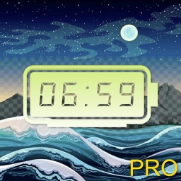 Digital Clock-Bedside LED Time