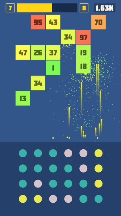 Angry Dots! screenshot 2