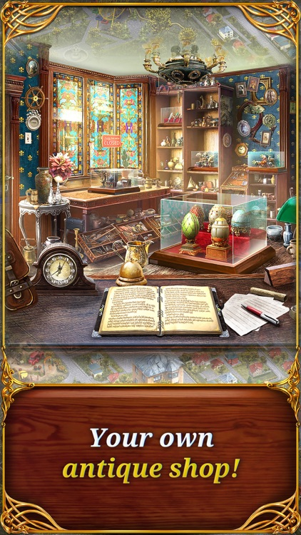 Antiquaria Find Hidden Object screenshot-3