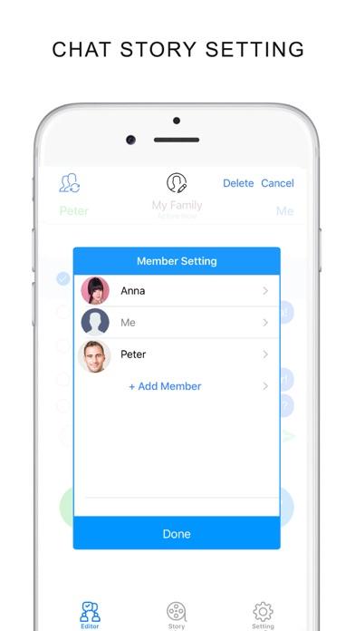 Fake Chat Story Video Creater App Bewertung - Utilities