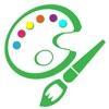 Rakugaky-落書き写真&お絵かき写メ- - iPhoneアプリ