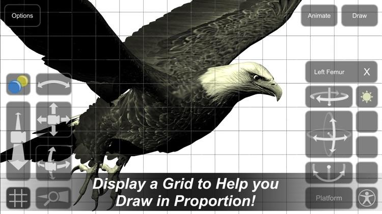 Eagle Mannequin screenshot-3