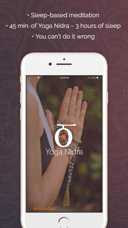 IAM Yoga Nidra™ screenshot-0