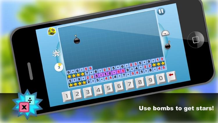 Math : Multiplication screenshot-3