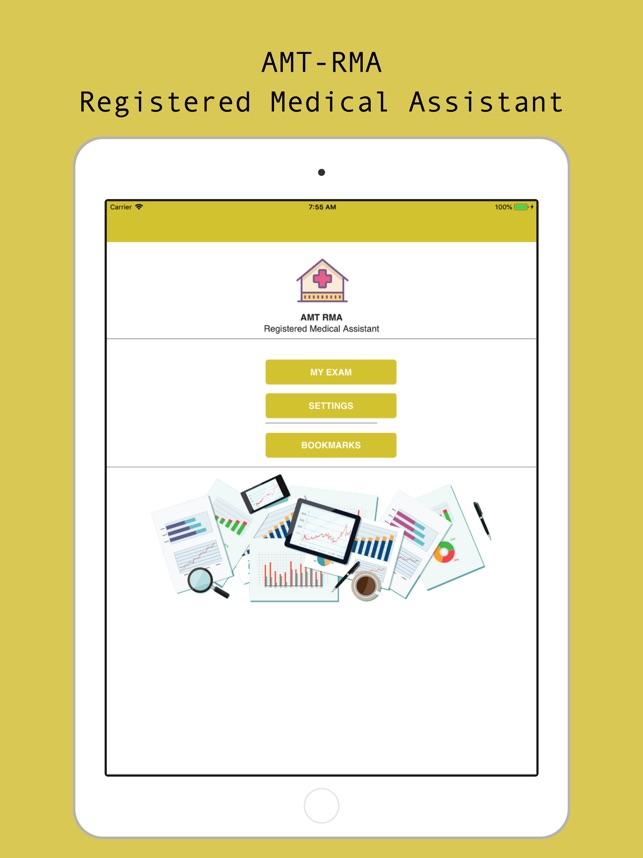 AMT RMA Visual Prep on the App Store