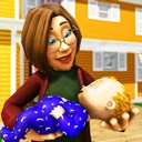 Real Mother Life Simulator 3D
