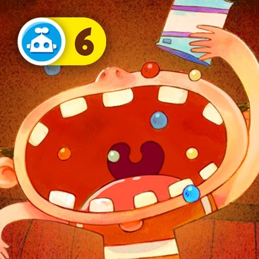 我喜欢吃糖-铁皮人宝宝启蒙儿童故事