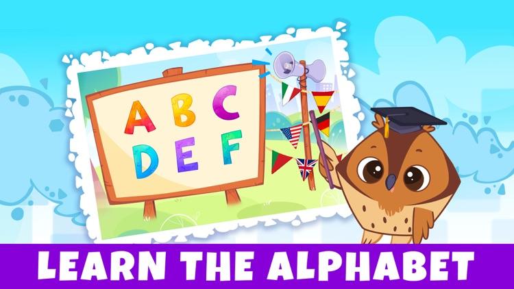 BibiLand Games for Toddlers 2+ screenshot-5