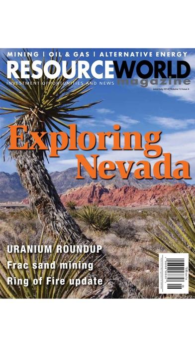 Resource World Magazineのおすすめ画像2