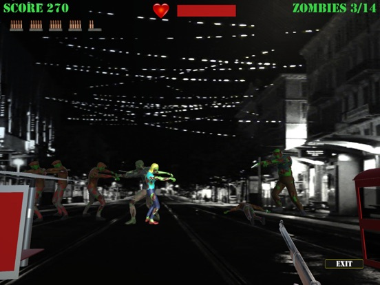 Zombie Attack Shooter Pro screenshot 6