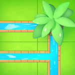 Water Connect Puzzle на пк