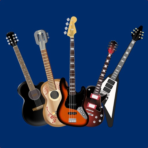 Awesome Guitar Stickers