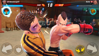 Boxing Star Screenshot on iOS