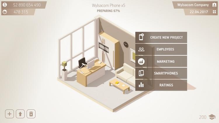 Smartphone Tycoon Inc. screenshot-3