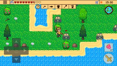Survival RPG:El tesoro perdidoCaptura de pantalla de6