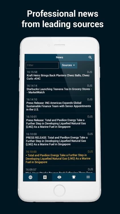 Infront Mobile screenshot-4