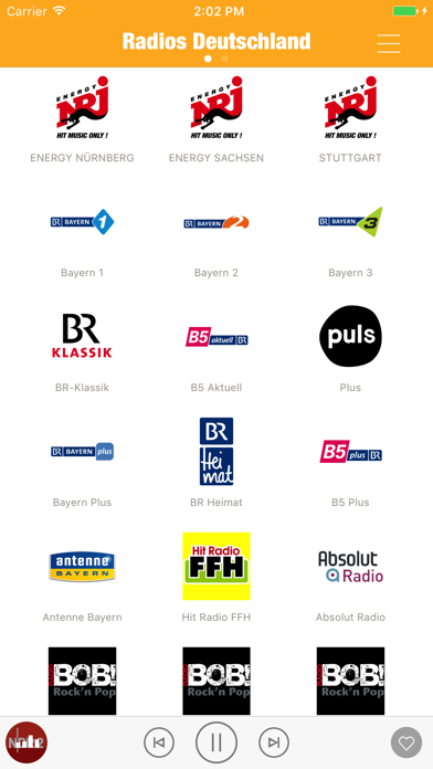 Radios Deutschland Live Fm By Yiping Ding Ios United States Searchman App Data Information
