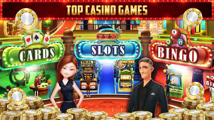 GSN Grand Casino: Slots Games screenshot-7